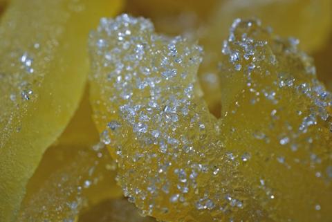 宝石の様な砂糖