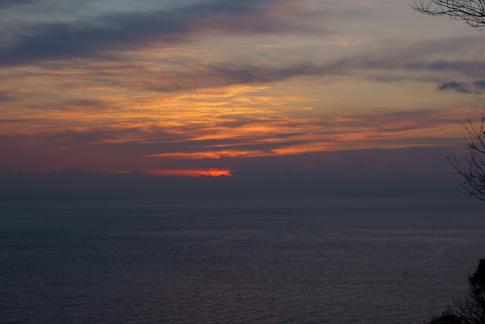 2012初日の出06:55