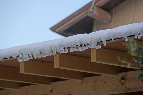 26日の雪